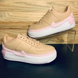 New Nike Air Force 1 Jester XX Pink Force